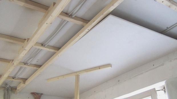 Anleitung - Decke abhängen - Trockenbau - Tipps vom Maurer