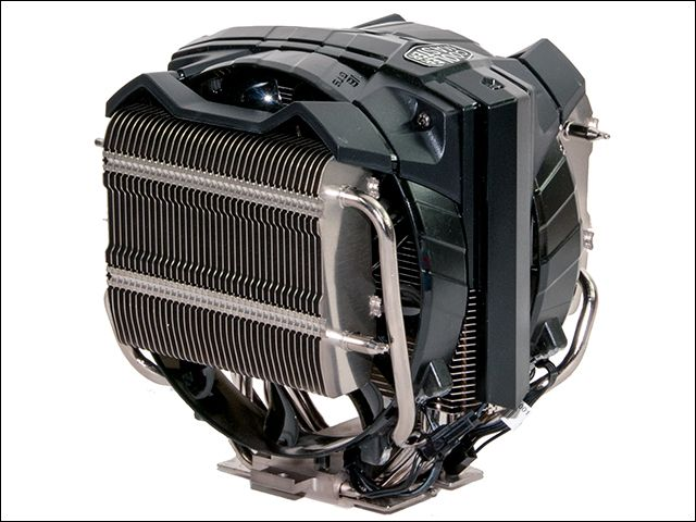 Cooler Master V8 GTS CPU Cooler Review