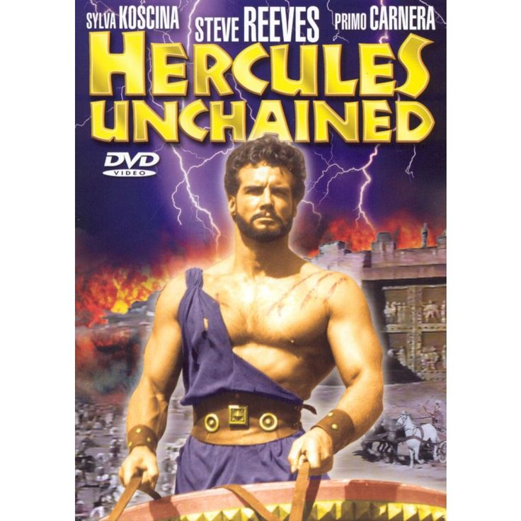 Hercules Unchained, Movies