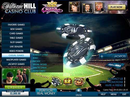 William Hill Casino  http://casino.williamhill.it/casino-live/