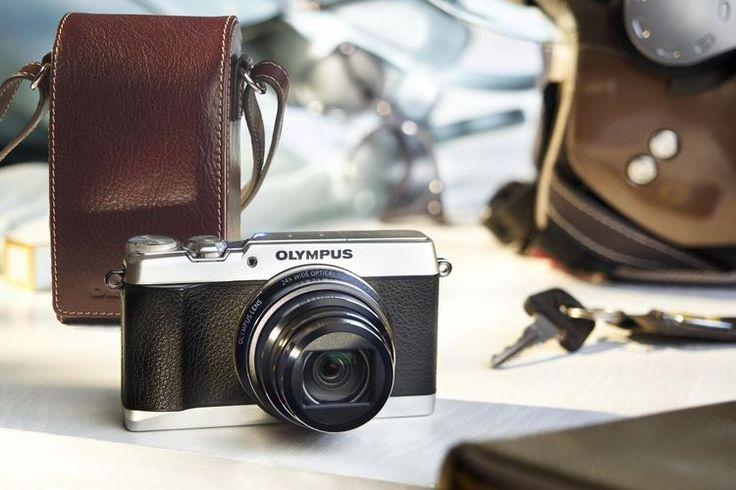Olympus Stylus SH-1 - stylowy kompakt z dużymi możliwościami