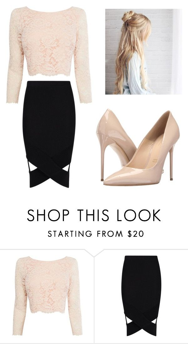 """Going Out Clothes"" by andrea-alam on Polyvore featuring Coast, Boohoo and Massimo Matteo"