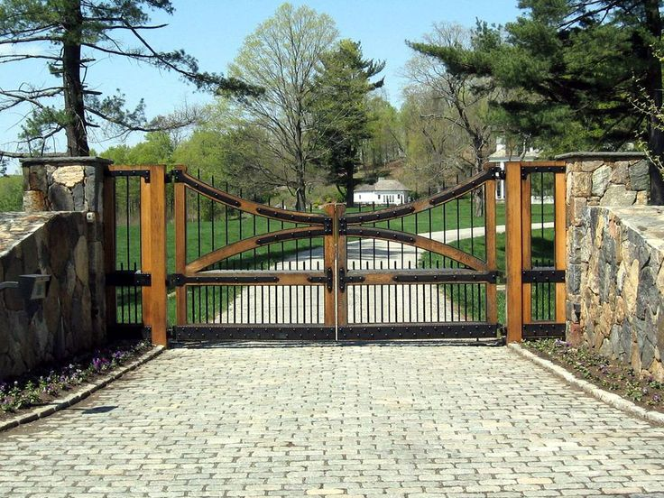 13 best sculptural and ornamental driveway gate designs for How to build a driveway gate