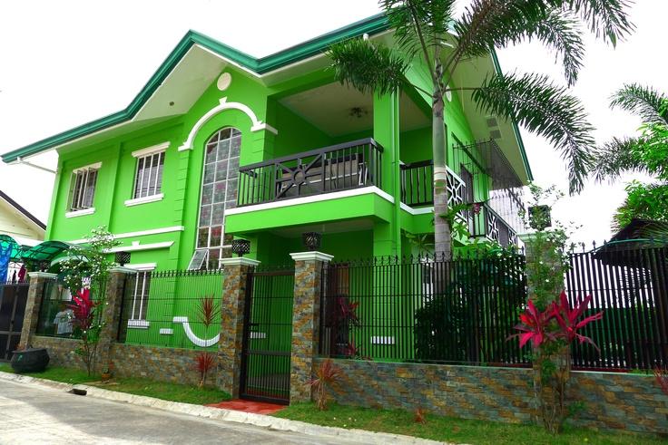 Go Green House in Baliuag Bulacan!