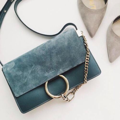 TheyAllHateUs   Chloè fashion bag #bag