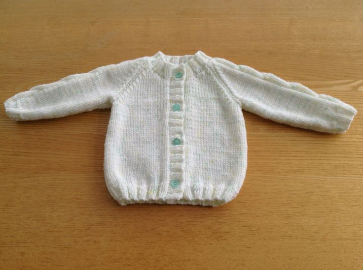 Cardigan for baby Lister 2
