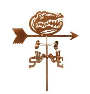 Housewarming Gift:Florida Gators Weathervane For Home U0026 Garden