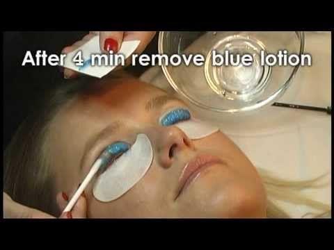 Semi Permanent Mascara CilsFrance - mini Lash LIfter Perm