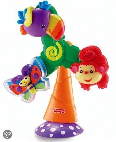 Baby speelgoed is vaak in felle kleurtjes dat zien baby beter dan pastelkleuren hierbij stimuleert speelgoed ook de grove en fijne motoriek.