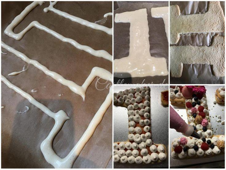Kuchentrend Anzahl Kuchen Brief Kuchen Rezept für Anzahl Kuchen Geburtstag zählen …   – kochen