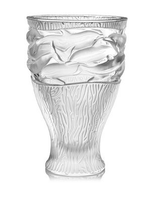 33% OFF Lalique Oceania Vase (Clear)