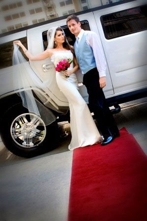 Wedding Limo Service in Mississauga