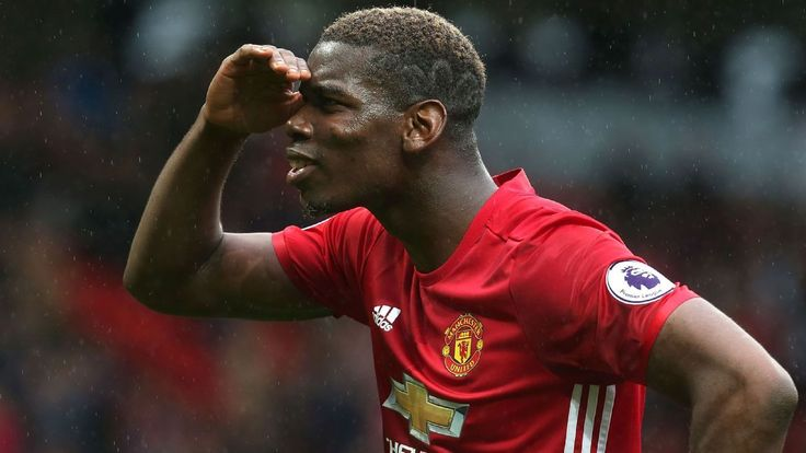 Paul Pogba shines as Man United hit the most crucial point of the season