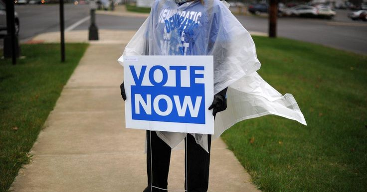 How do I register to vote? A state-by-state guide - NY Daily News. NY online by Oct 14, Florida by Oct 12 today!
