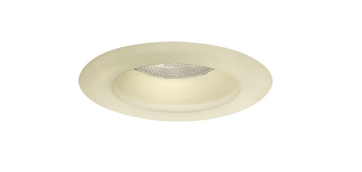 "Minka Lavery GT100 6"" Decorative Recessed Trim from the Effetre Glass Collection White Glass Recessed Lights Recessed Trims Decorative Trims"