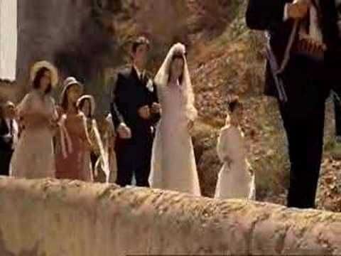 The Godfather wedding scene, Michael gets married in Sicily