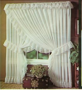 Cape Cod Curtains and Swags - Bing images