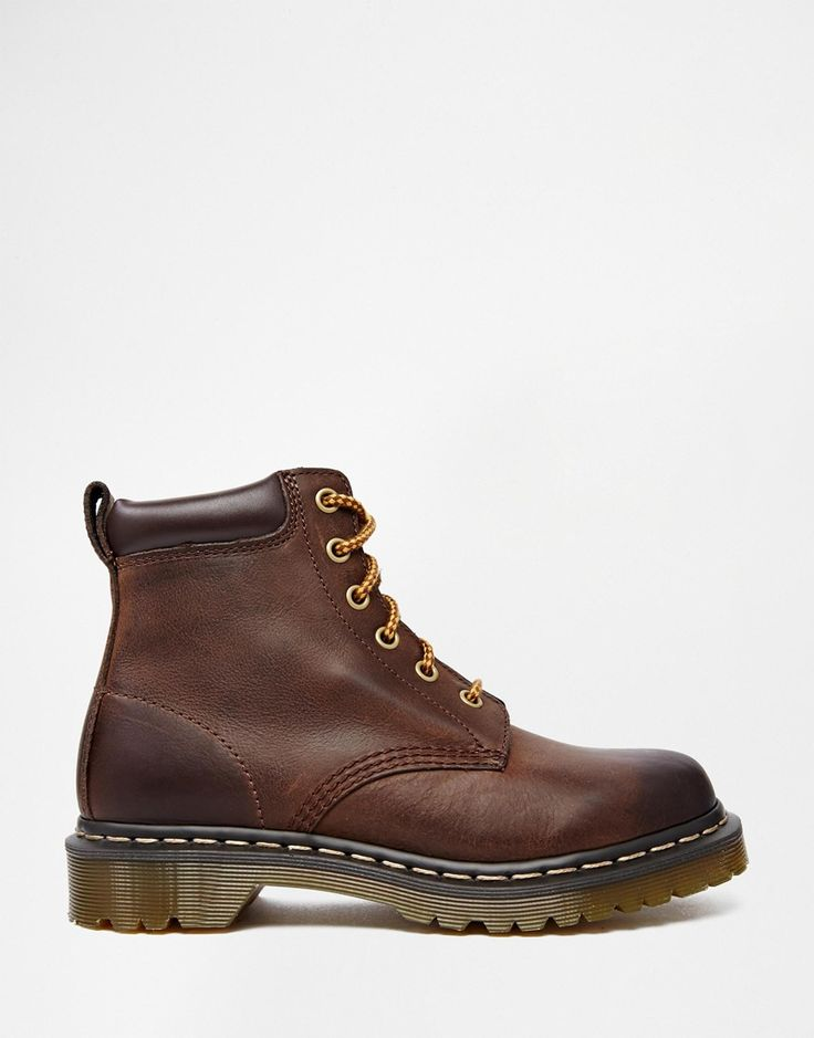 Image 2 ofDr Martens Core 939 Brown Hiking Boots
