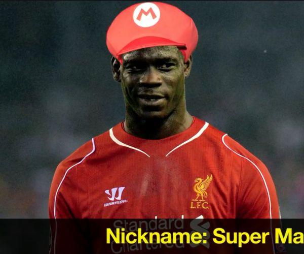 Top 11 Soccer Players Nicknames