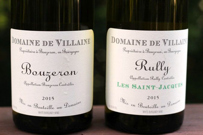 Discovering Domaine de Villaine Bouzeron and Rully Les Saint-Jacques in the Côte Chalonnaise