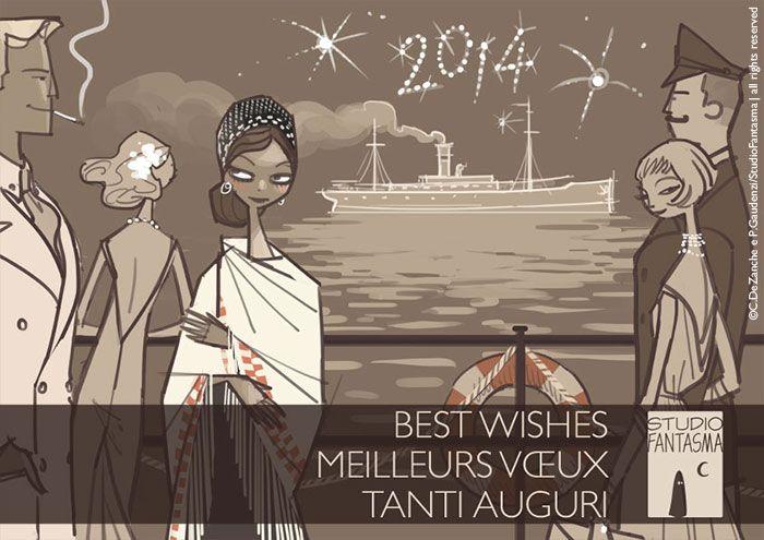 greeting card by studiofantasma.com