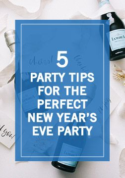Hosting the New Year's celebration this year? Make sure it's a night to remember with these 5 Party Tips for the Perfect New Year's Eve Party. With help from Inspired Gathering, you can find all the decoration ideas and inspiration you need to ring in the new year in style!