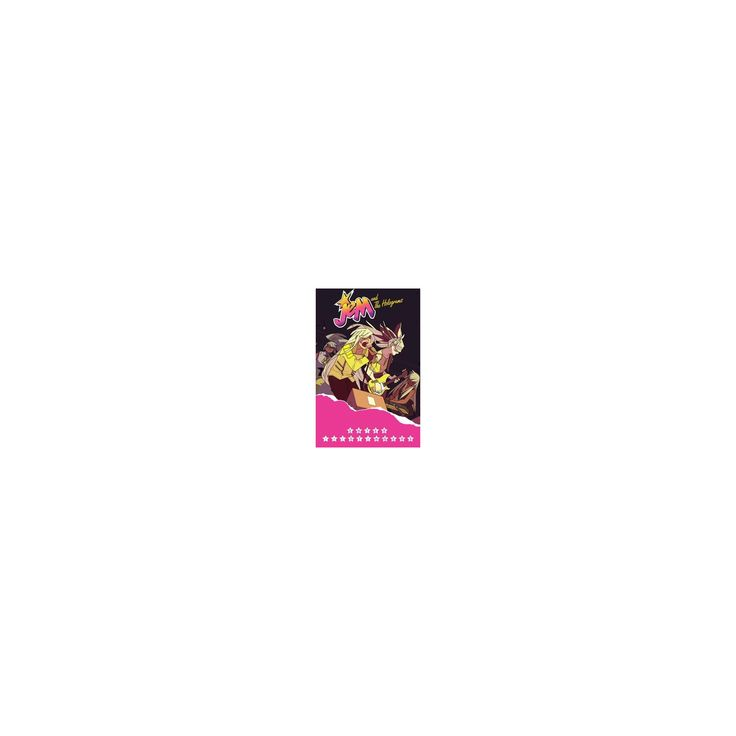 Jem and the Holograms 4 : Enter the Stingers (Paperback) (Kelly Thompson)