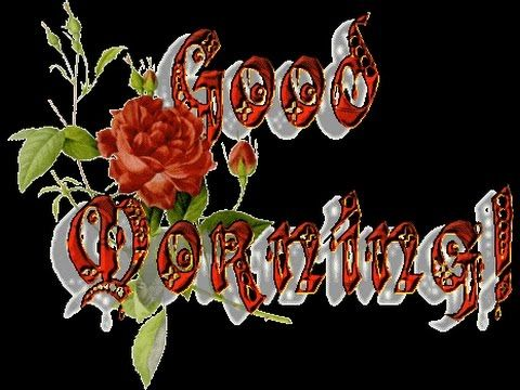{Latest} Good Morning Greeting Card E-Greeting Wishes Images Pictures For Whatsapp Video - YouTube