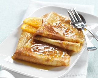 Maple and Orange Crêpes http://www.foodinaminute.co.nz/Recipes/Maple-and-Orange-Crepes#