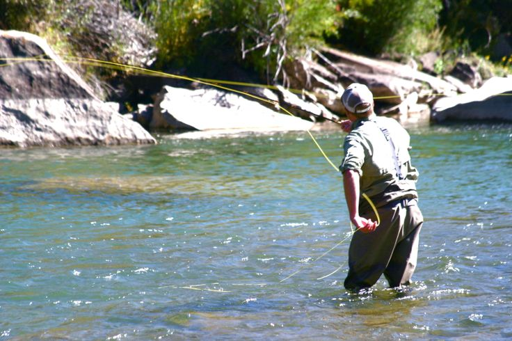 Fly fishing at the gros ventre river ranch in jackson hole for Fly fishing jackson hole