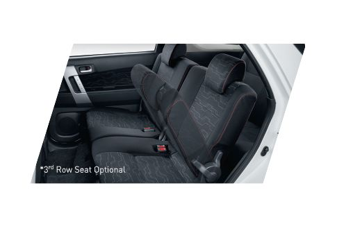 New Rush TRD Sportivo Interior  17