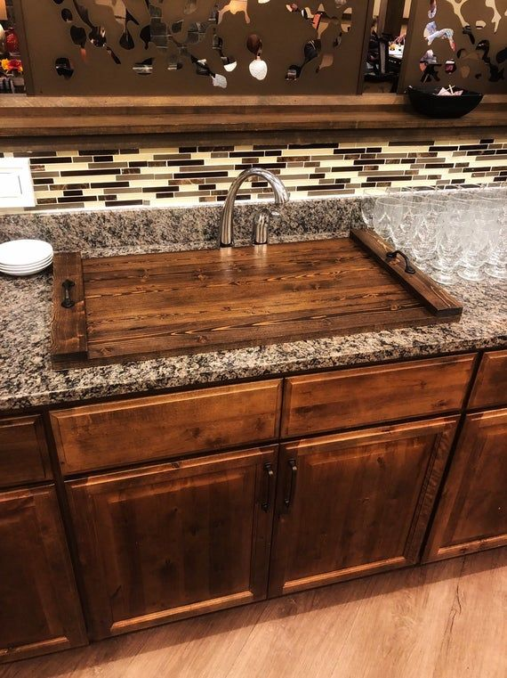 Kitchen Sink Cover With Handles With Images Diy Kitchen