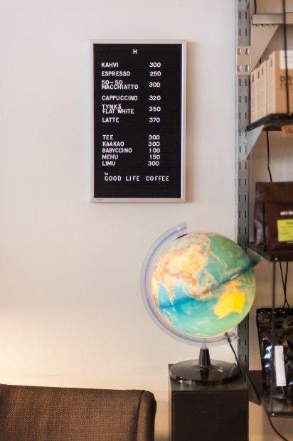 Good Life Coffee | Helsinki, Finland