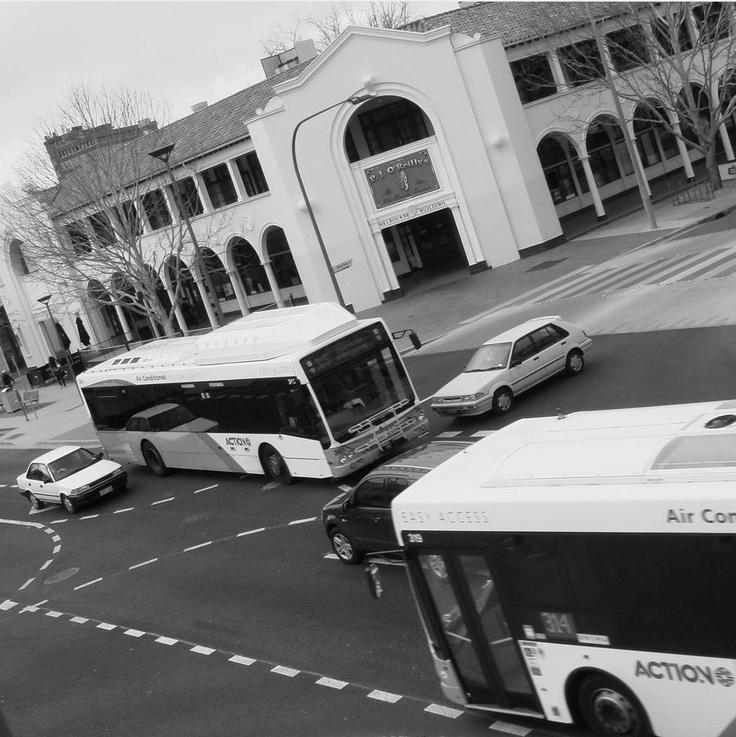 Civic, Canberra.