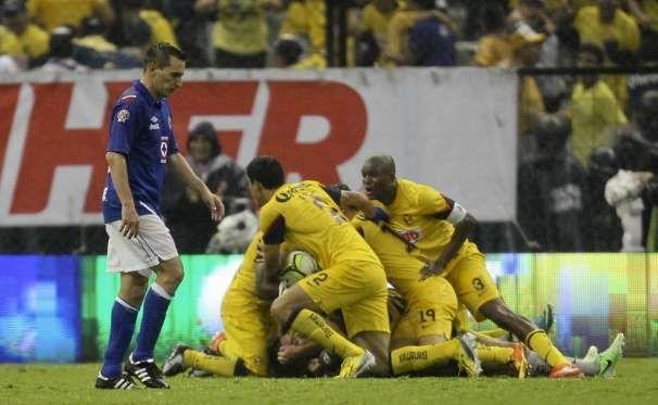 Final Clausura 2013. Cruz Azul pierde en penaltis la final con el América. Foto Imago7 - Proporcionado por El Universal Compañía Periodística S.A. de C.V.