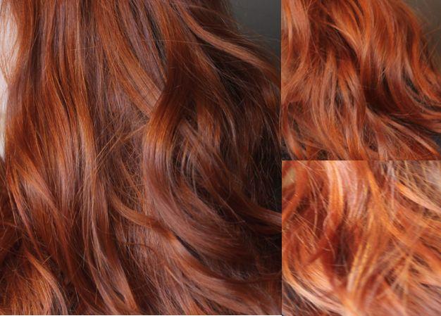 Les 10 meilleures images du tableau henn sur pinterest - Coloration roux cuivre ...