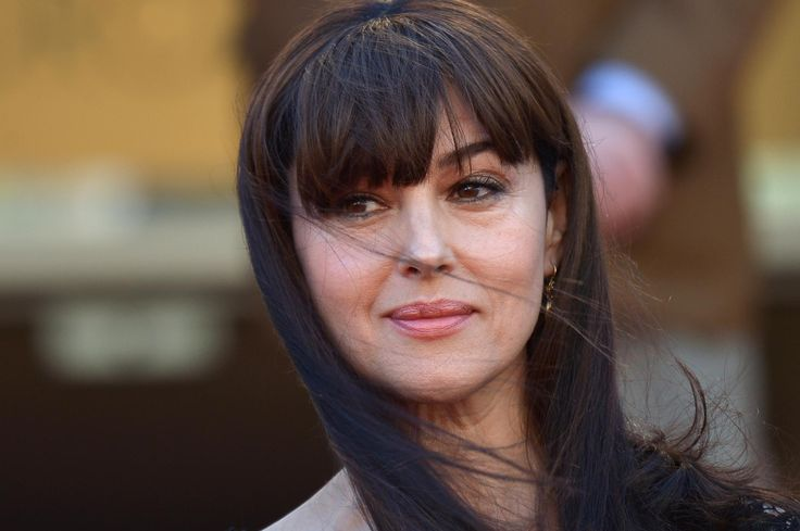 Monica Bellucci at the 67th Cannes Film Festival. (Cannes, 18 May 2014.)