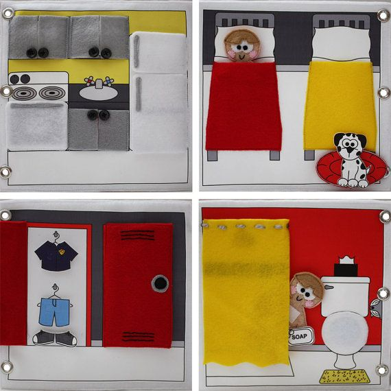 Firehouse No  2   Quiet Book Pattern  Busy Book Pattern  Travel Toys   Dollhouse1186 best Fireman Sam Toys images on Pinterest   Firemen  Fireman  . Fireman Sam Bedroom Ideas. Home Design Ideas