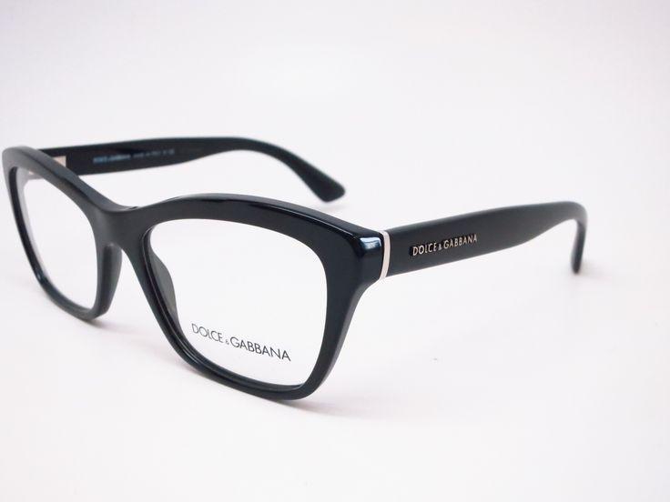 Dolce Amp Gabbana Dg 3198 Black 501 Eyeglasses Glasses