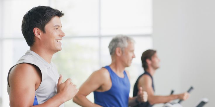 Fitness In Midlife Could Help Men Reduce Their Cancer Risk, Study Says