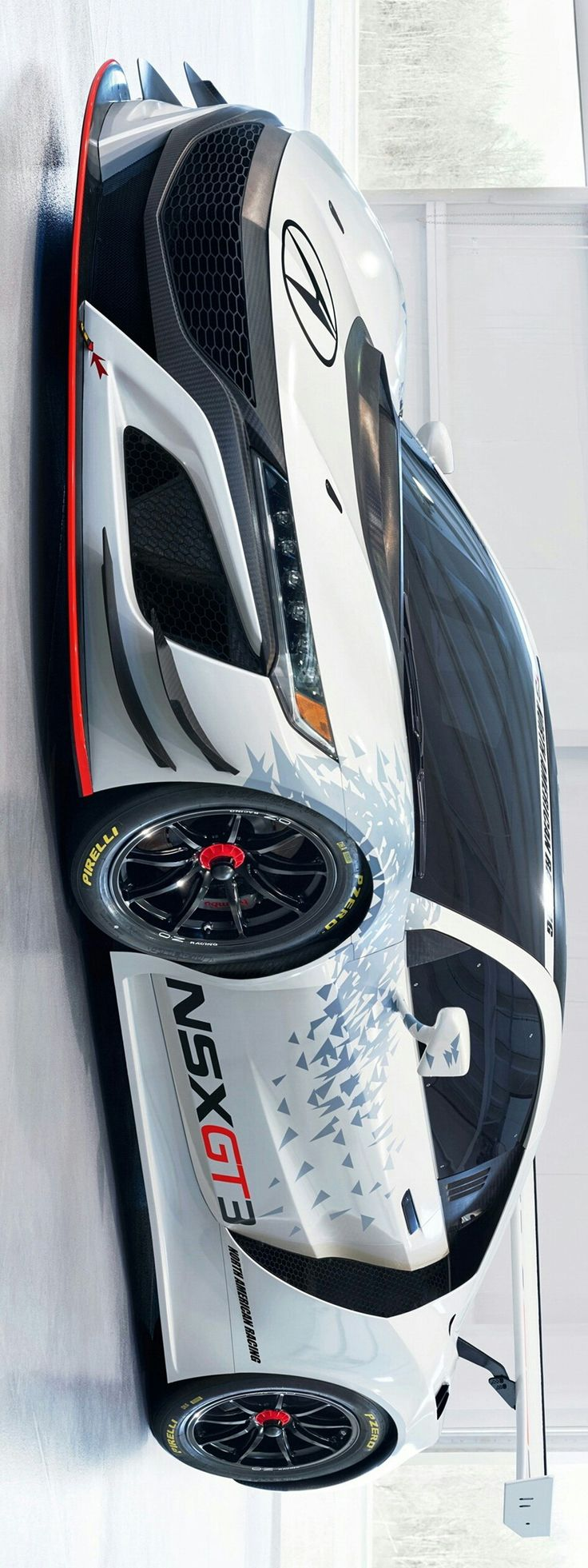 2017 Acura NSX GT3 by Levon