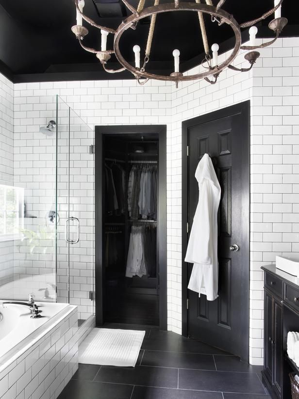 Classic Elegant Bathroom Makeover Timeless