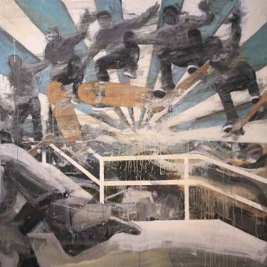"Saatchi Art Artist Kjetil Jul; New Media, ""Spinnin`Wheels - Limited Edition 8 of 30"" #art"