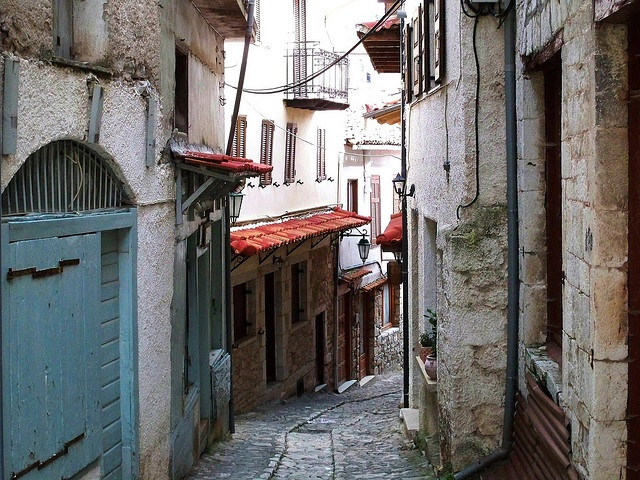Dimitsana, Arcadia by marthouli, via Flickr