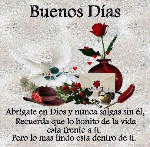 SUEÑOS DE AMOR Y MAGIA: Buen día para tod@s.