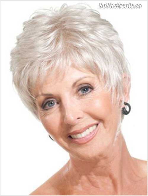 Best Short Haircuts for Women Over 50 - 2 #women'sfashionover50yearolds