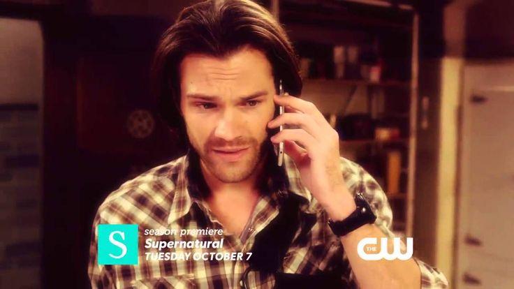 Supernatural Season 10 Promo [HD]  Demon!Dean I think I want to cry :'(