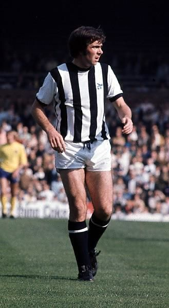 Bobby Gould West Bromwich Albion 1972