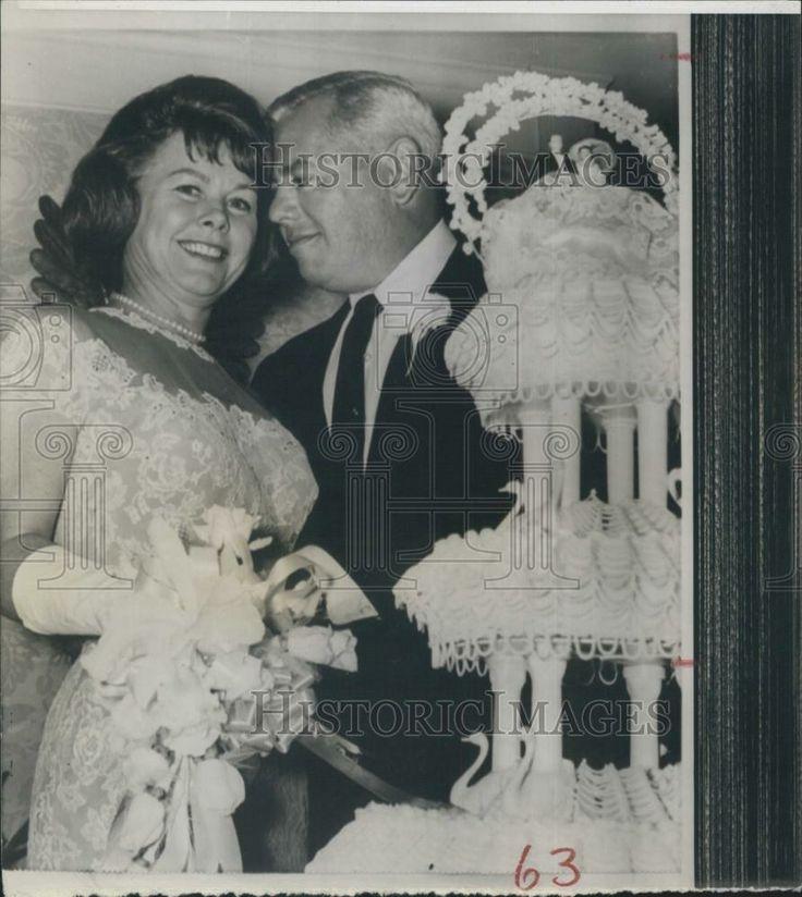 "Desi Arnaz and Edith Mack Hirsch 1963 | Ricky Ricardo""Desi"