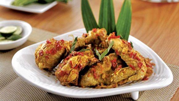 Resep Balado Ayam Pandan